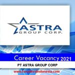 Recruitment Astra Group