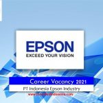 Careers PT Indonesia EPSON Industry