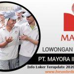 PT MAYORA INDAH Tbk - CDC